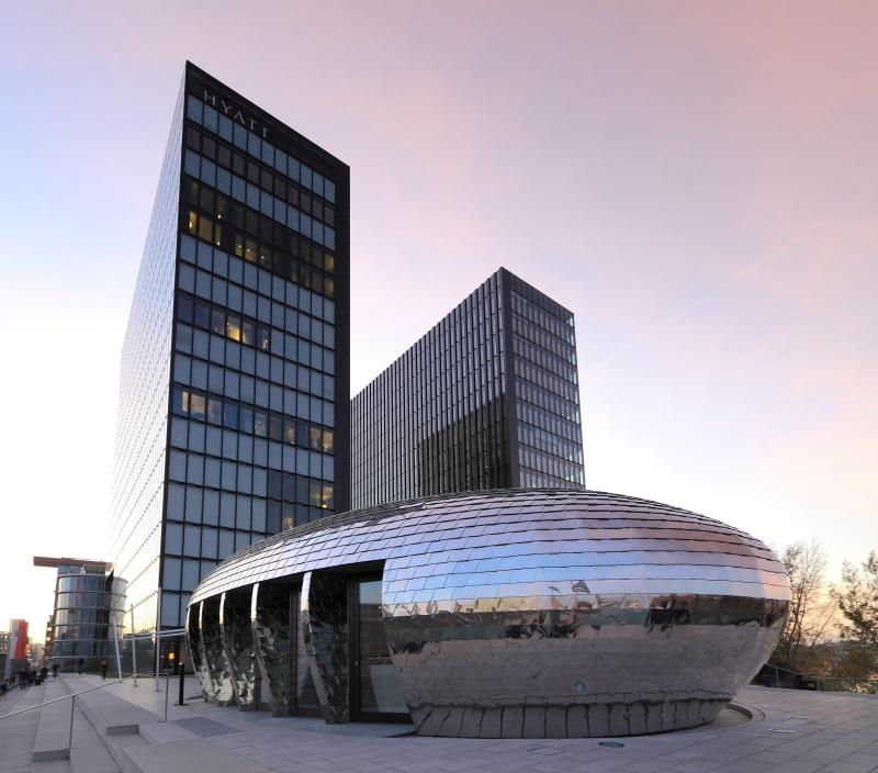 Architekten Düsseldorf deutsche bauzeitschrift
