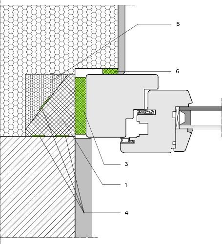 Deutsche bauzeitschrift for Fenster ytong