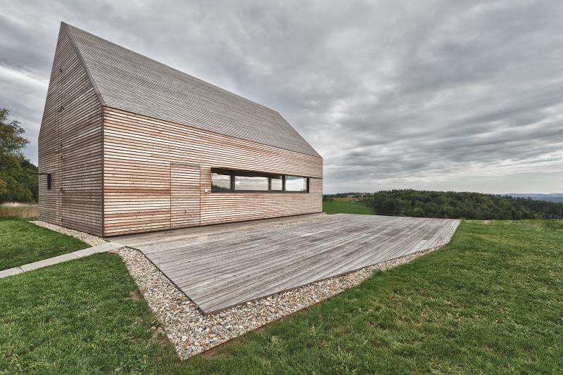 Architektur Ferienhäuser deutsche bauzeitschrift