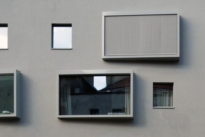 Deutsche bauzeitschrift for Fenster mit holzrahmen