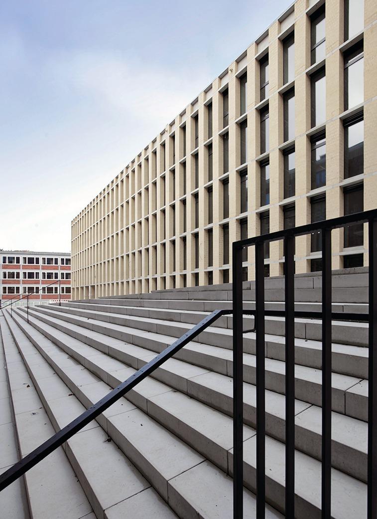 Architektur Münster deutsche bauzeitschrift