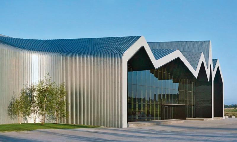Deutsche bauzeitschrift - Dynamische architektur ...