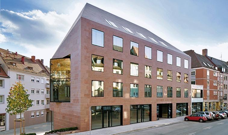 Architekten Nürnberg deutsche bauzeitschrift