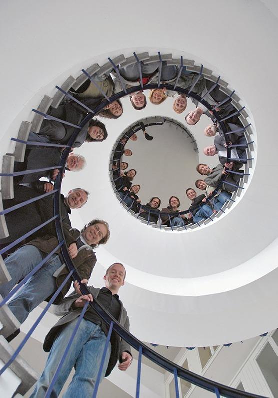Deutsche bauzeitschrift - Bob gysin partner bgp architekten ...