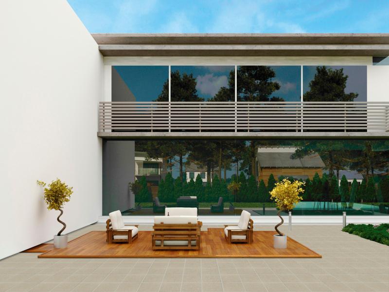 fliesen f r drau en deutsche bauzeitschrift. Black Bedroom Furniture Sets. Home Design Ideas