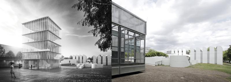 Architekten Bauhaus deutsche bauzeitschrift
