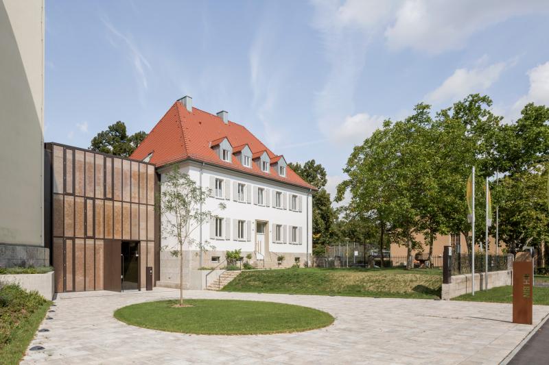 Architekten Schweinfurt deutsche bauzeitschrift