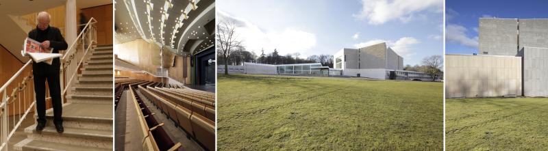 Architekt Wolfsburg deutsche bauzeitschrift