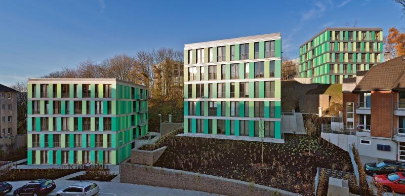 Architekten Wuppertal deutsche bauzeitschrift