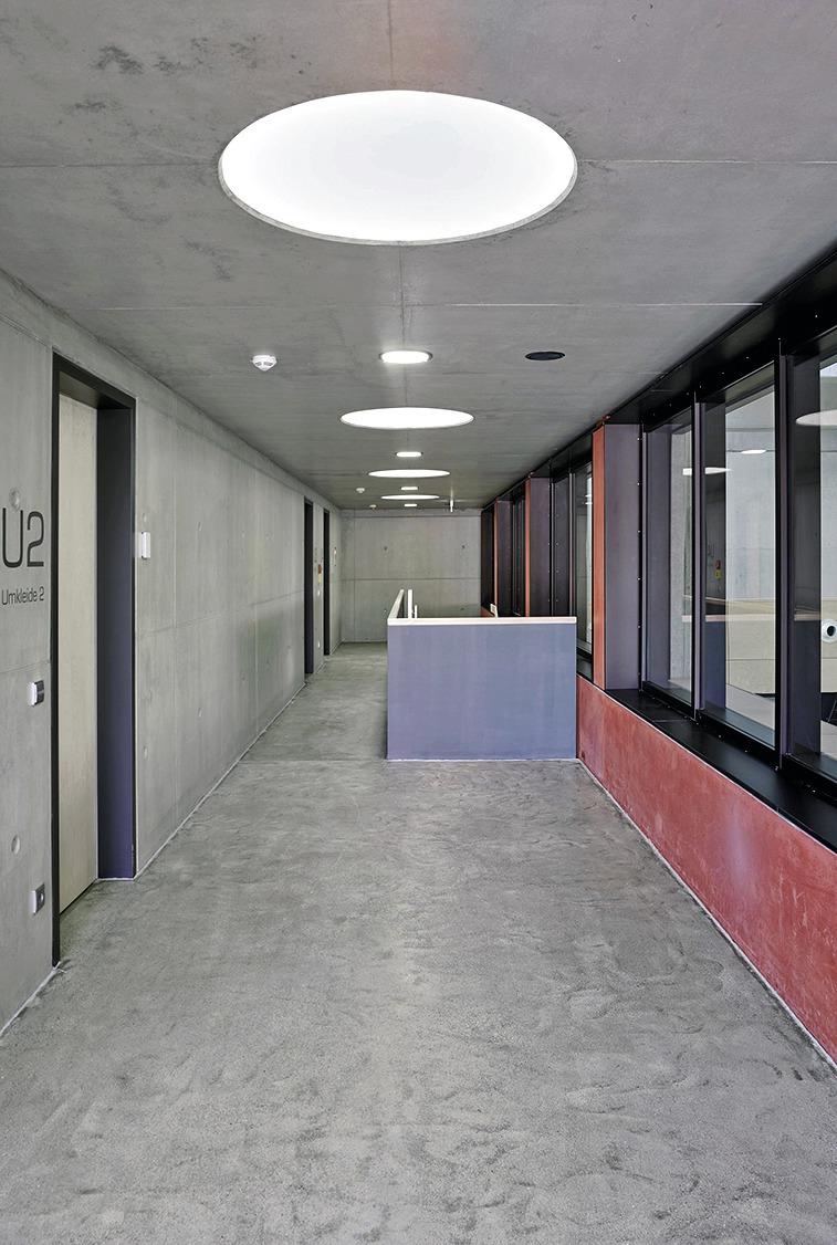 Sichtbeton estrich kg kepoxidharz transparent fr estrich for Hausplanung berlin