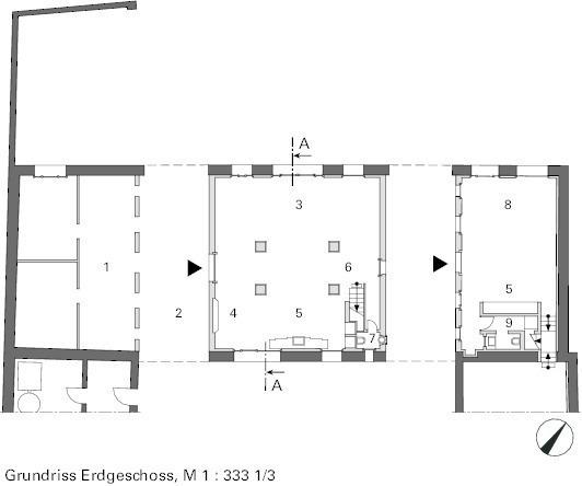 mauerwerk purhaus maintz, ollheim - deutsche bauzeitschrift, Hause ideen