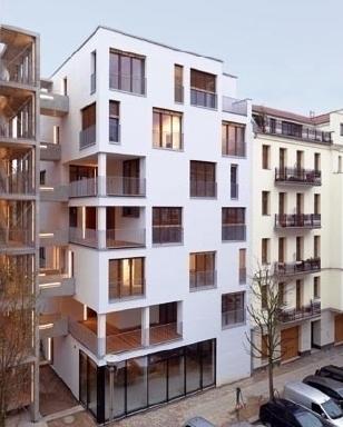 Deutsche bauzeitschrift for Mehrfamilienhaus berlin