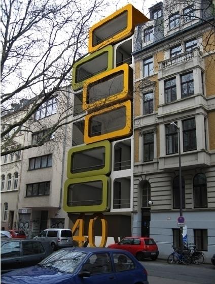 Köln Maybachstraße