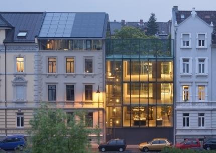 Architekten Darmstadt deutsche bauzeitschrift