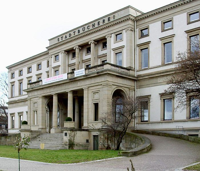 stadtbibliothek stuttgart studenten