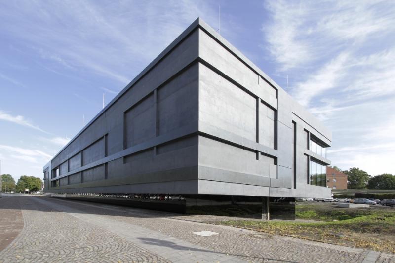 Architekten Hildesheim deutsche bauzeitschrift
