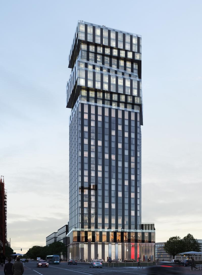 Nh Hotel Berlin Hauptbahnhof