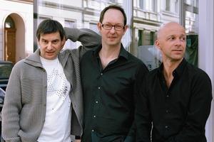 v. l. n. r.: Harald Schindele, Markus Hirschmüller, Florian Hoyer<br />