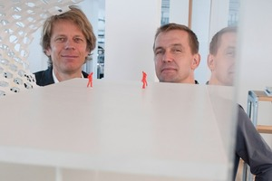 Jan Knippers und Thorsten Helbig<br />