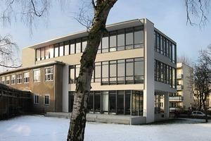 Sachsenwald-Grundschule, Berlin (2004-2007). Architekten: huber staudt architekten, Berlin<br />