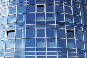 BIld 1: Teilansicht des Bürogebäudes<br />