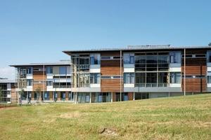 Patienten-Krankenhaus Agatharied (Arch.: Nickl &amp; Partner)<br />