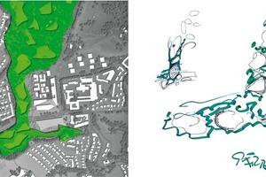 Raumkanten durch Grünstrukturen