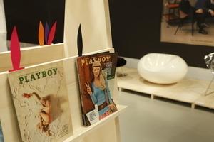 Fragwürdiges Frauen- und Männerbild: Playboy Ausstellung im DAM, Frankfurt a. M.