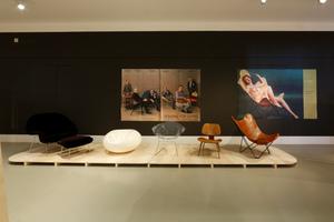 Originale Entwürfe der Designer und Architekten im DAM, Frankfurt a. M.