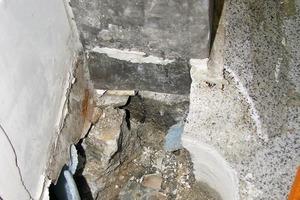 Bild 10: Überblick über die Prüfstelle bei der Kühlzelle bzw. Trennwand