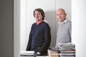 Christian Roth und Sascha Zander