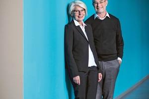 Christine Nickl-Weller und Hans Nickl