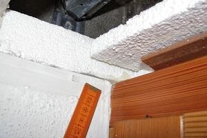 Bild9: Fenster2 – geöffneter Rollladenkasten