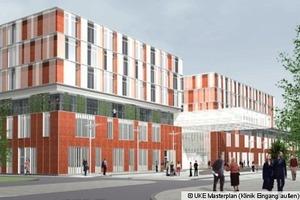 Universitätsklinikum Hamburg-Eppendorf - Nickl & Partner Architekten AG, München