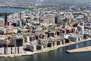 Hafencity, Hamburg/D, Umwandlung des Hafengebietes in einen neuen Stadtteil, KCAP/ASTOC, 2000 bis heute<br />