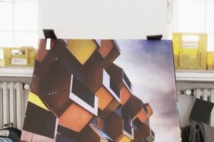 OFIS-Ikone: Honeycomb, Appartements (2005)<br />