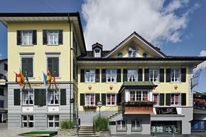 Sonderprämierung Schweiz: Poststrasse 28, CH-8805 Richterswil