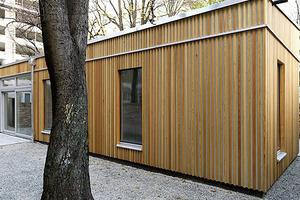 Hofhaus Millergasse, Wien - Architekten Froetscher Lindenwagner