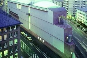 Museum für Moderne Kunst, Frankfurt, Deutschland, 1982–1991 Auftraggeber: Stadt Frankfurt am Main, Deutschland