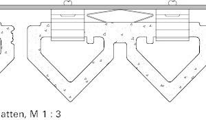"""<div class=""""10.6 Bildunterschrift"""">Detail Fassadenplatten, M 1:3</div>"""