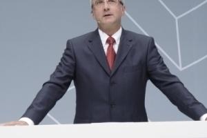 Begrüßungsrede, Rupert Stadler, Vorstandsvorsitzender der Audi-AG: Immer emotional, das ist klar!