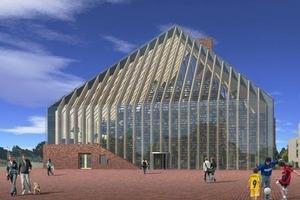 Bibliothek, Spijkenisse - MVRDV, Rotterdam