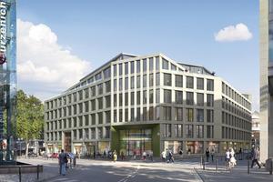 Gürzenich Quartier, Köln – Astoc Architects & Planners, Köln