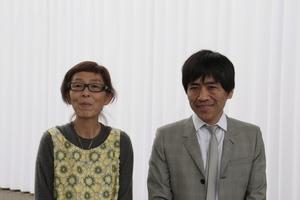Die Preisträger Kazuyo Sejima und Ryue Nishizawa
