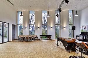 Proben- und Veranstaltungsraum der Musikschule