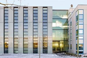 Abb.7: Bürogebäude Hager Blieskastel, Schneider + Schumacher, Frankfurt a.M.