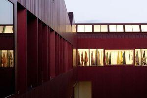 Anerkennung: Erweiterung NYA Nordiska, Dannenberg, Staab Architekten GmbH, Berlin