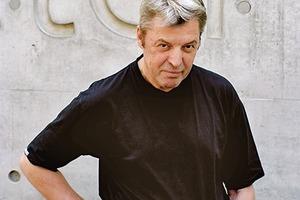 Prof. em. und immer noch Architekt: Jo Eisele
