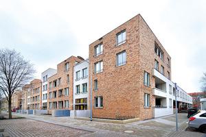 Anerkennung: Erfurt, Auenhöfe Neuer Stadtbaustein an der Gera-Aue