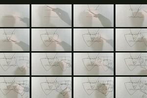 Entwurfsprozess: Handskizze